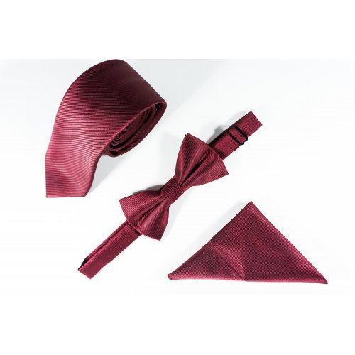 Pascal набор галстук, бабочка, нагрудный платок CP17