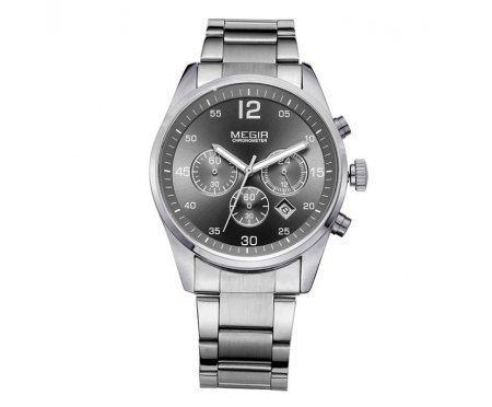Часы Megir Chrono steel W0150