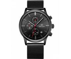 Часы Megir Chronix black W0014