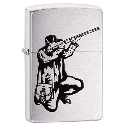 Зажигалка Vector Rifle And Hunter Zip200v