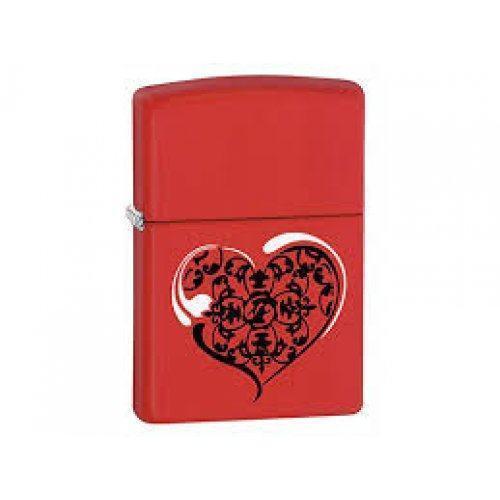 Зажигалка heart Zip28411