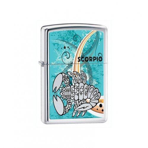 Зажигалка zodiac scorpio Zip24938