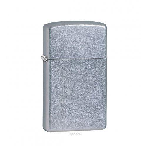 Зажигалка Slim Street Chrome Zip1607