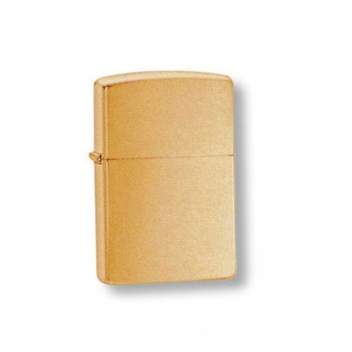 Зажигалка Brushed Brass Zip204